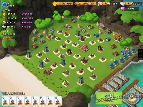 《海岛奇兵》休闲玩家清图心得体会分享