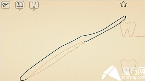 《划线拼图》第21-25关图文攻略