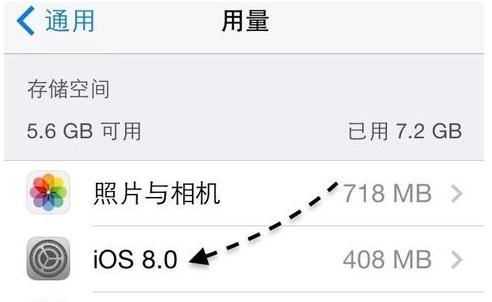 iPhone 6 ios安装包怎么删除?安装包删除方法?