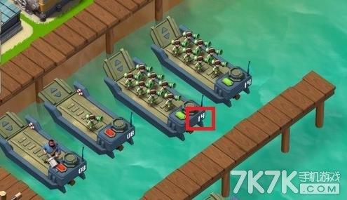 《海岛奇兵》登陆艇升级技巧攻略 新手玩家注意事项