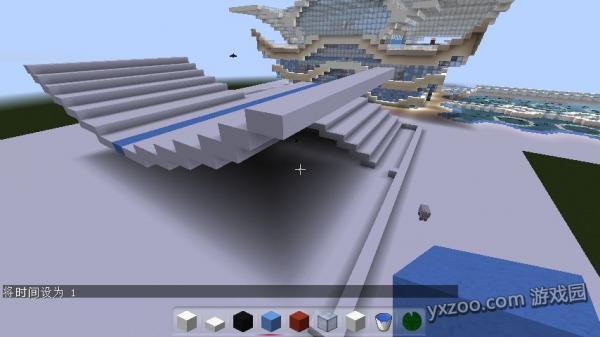 《我的世界》悬浮式影院设计图文教程 高端大气