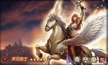 《女神联盟》天马骑士怎么用效果最好