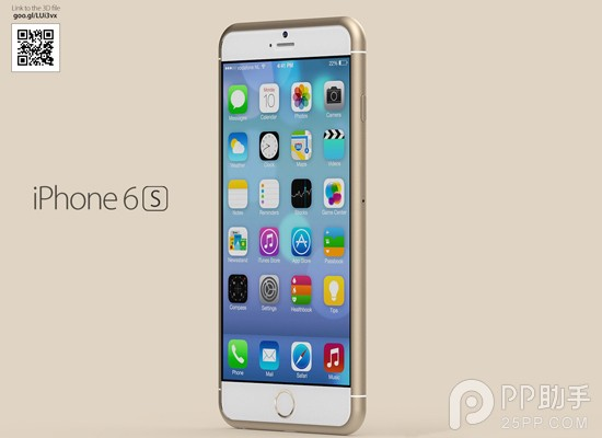 iPhone6s配置曝光 你心动了吗