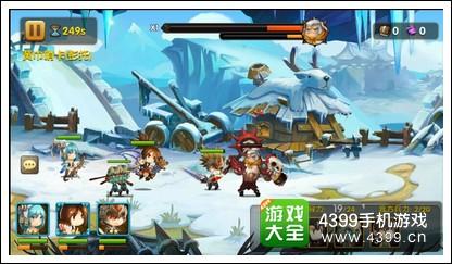 《锤子三国》1-4尾将张曼成过关攻略