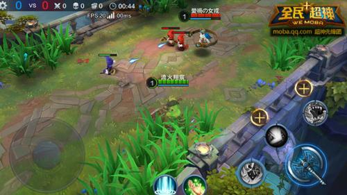 《全民超神》兽人之神欧克1V1对战技巧攻略