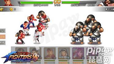 《拳皇98终极之战OL》超实用的全能阵容推荐