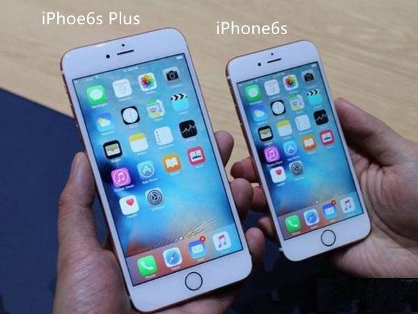 iPhone6s和iPhone6s Plus有什么区别