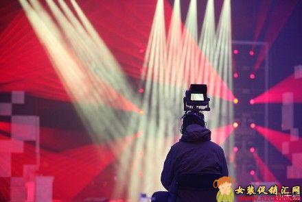 2015双11狂欢夜晚会现场图片富丽堂皇