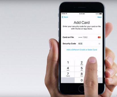 Apple Pay怎么使用
