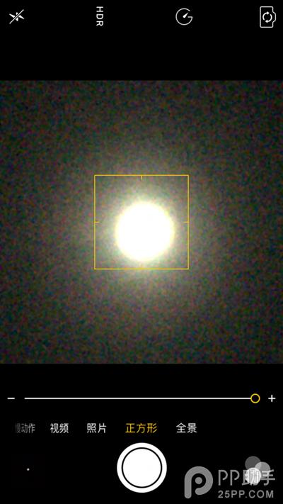 怎么用iPhone拍出完美月亮