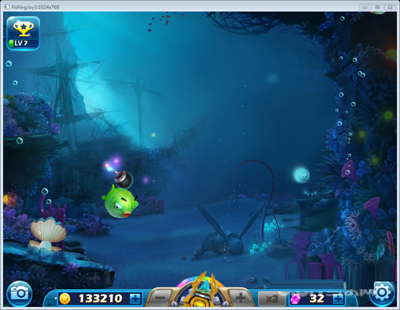 捕鱼达人3小游戏怎么玩,捕鱼达人3小游戏玩法介绍