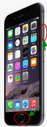 iPhone 6 Plus及iPhone 6怎么截屏?