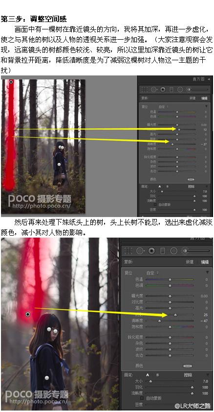 Ps+Lr逆光欠曝人像摄影后期教程
