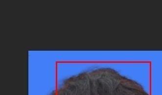 ps头发边缘的杂毛怎么处理?