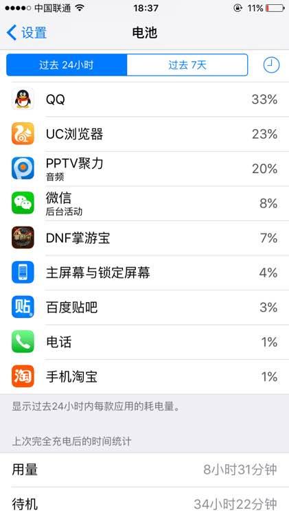 升级iOS10后耗电快怎么办