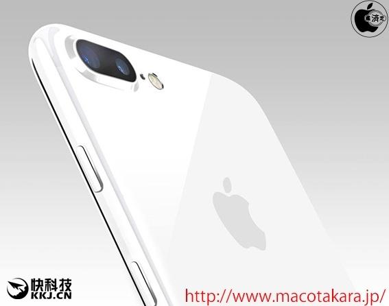 iPhone 7亮白版怎么样