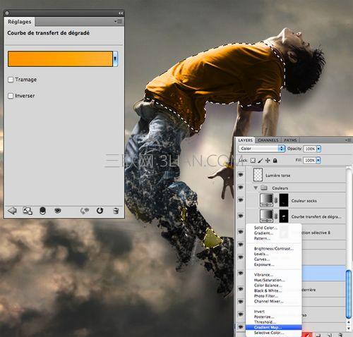 不要太炫酷哦!photoshop如何给图片进行合成