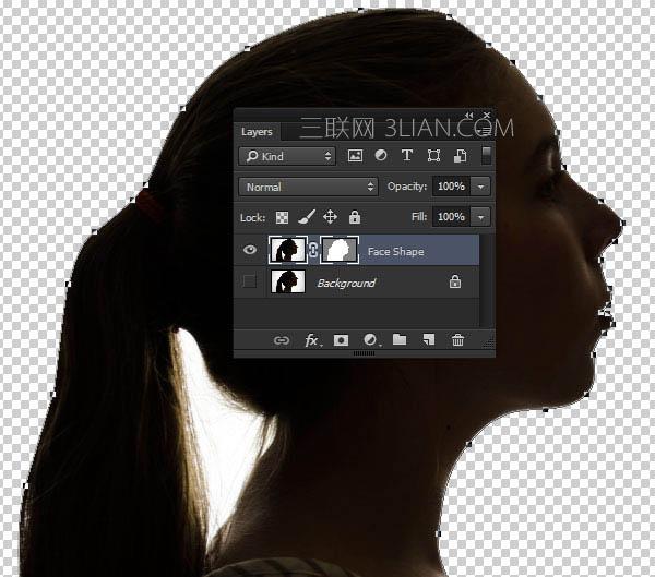 梦境成真!ps合成图片步骤:制作大脑中的记忆画面效果