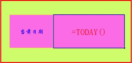 excel2010表格中如何使用TODAY函数