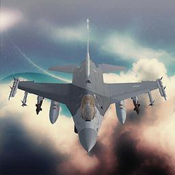 空中战斗机 - 3D空战