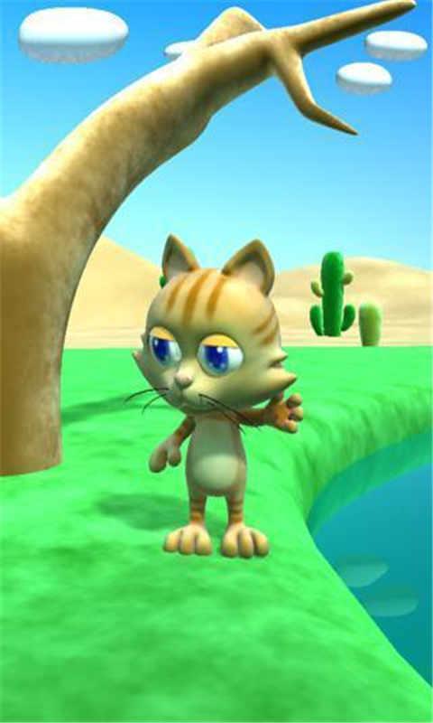 会说话的猫软件截图2