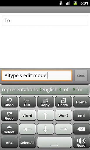 A.I.type键盘免费软件截图3
